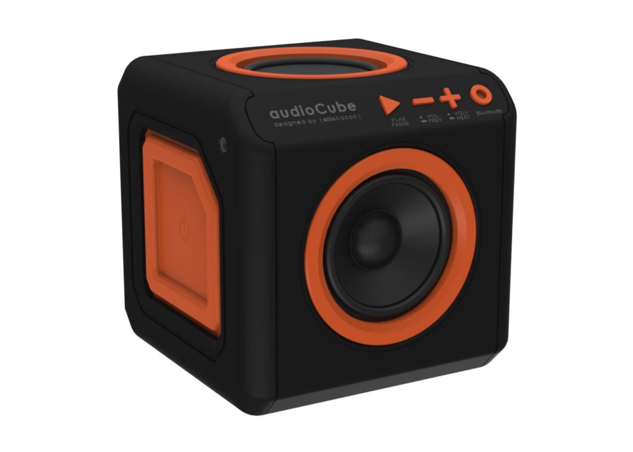 Портативен говорител Power Cube 3802 BK