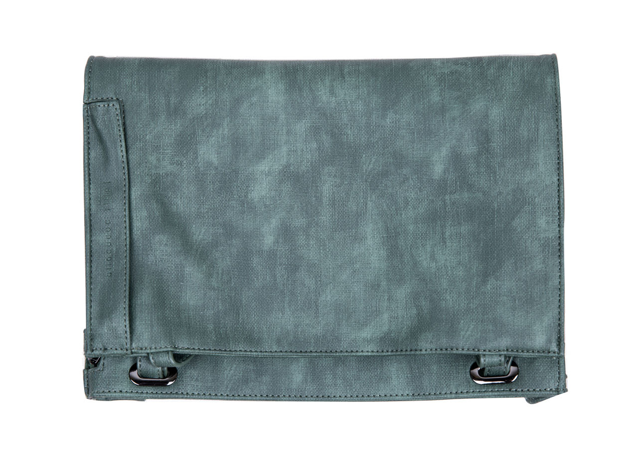 Чанта FoldBag Laptop 10487GN; ЗЕЛЕН