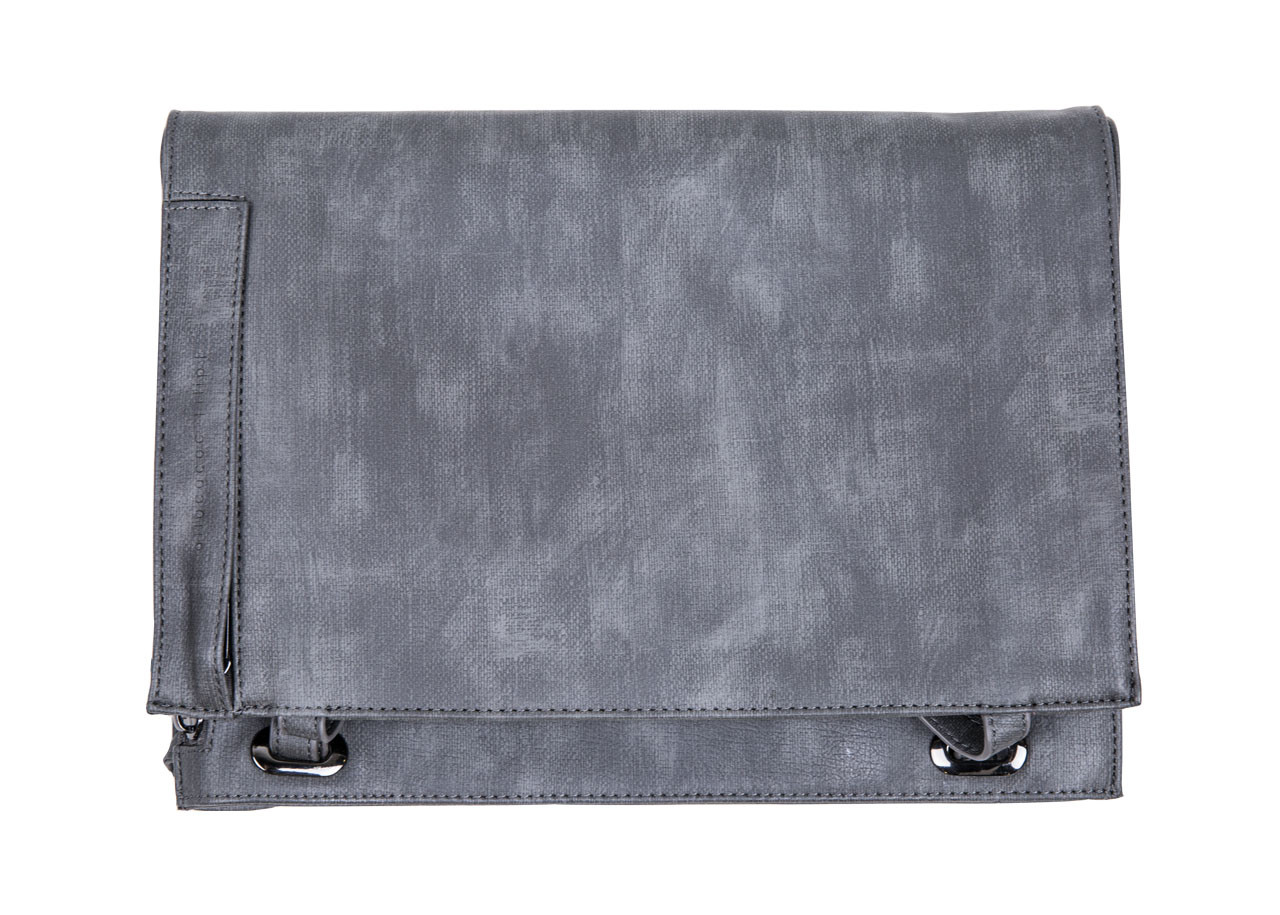 Чанта FoldBag Laptop 10487GY; СИВ