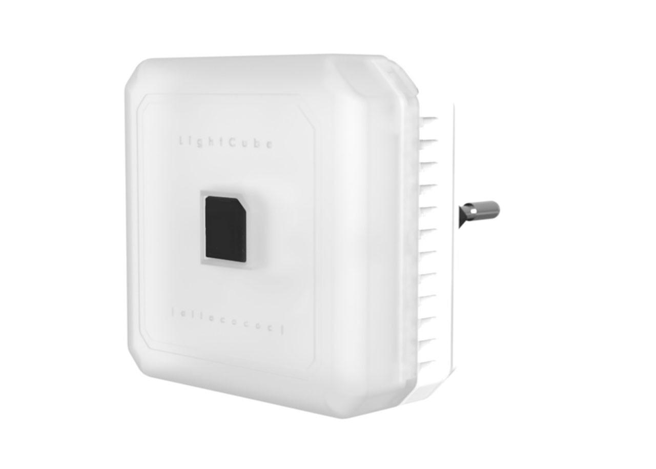 LED лампа LightCube 10202 ЖЕСТ+ БУТОН; WARM