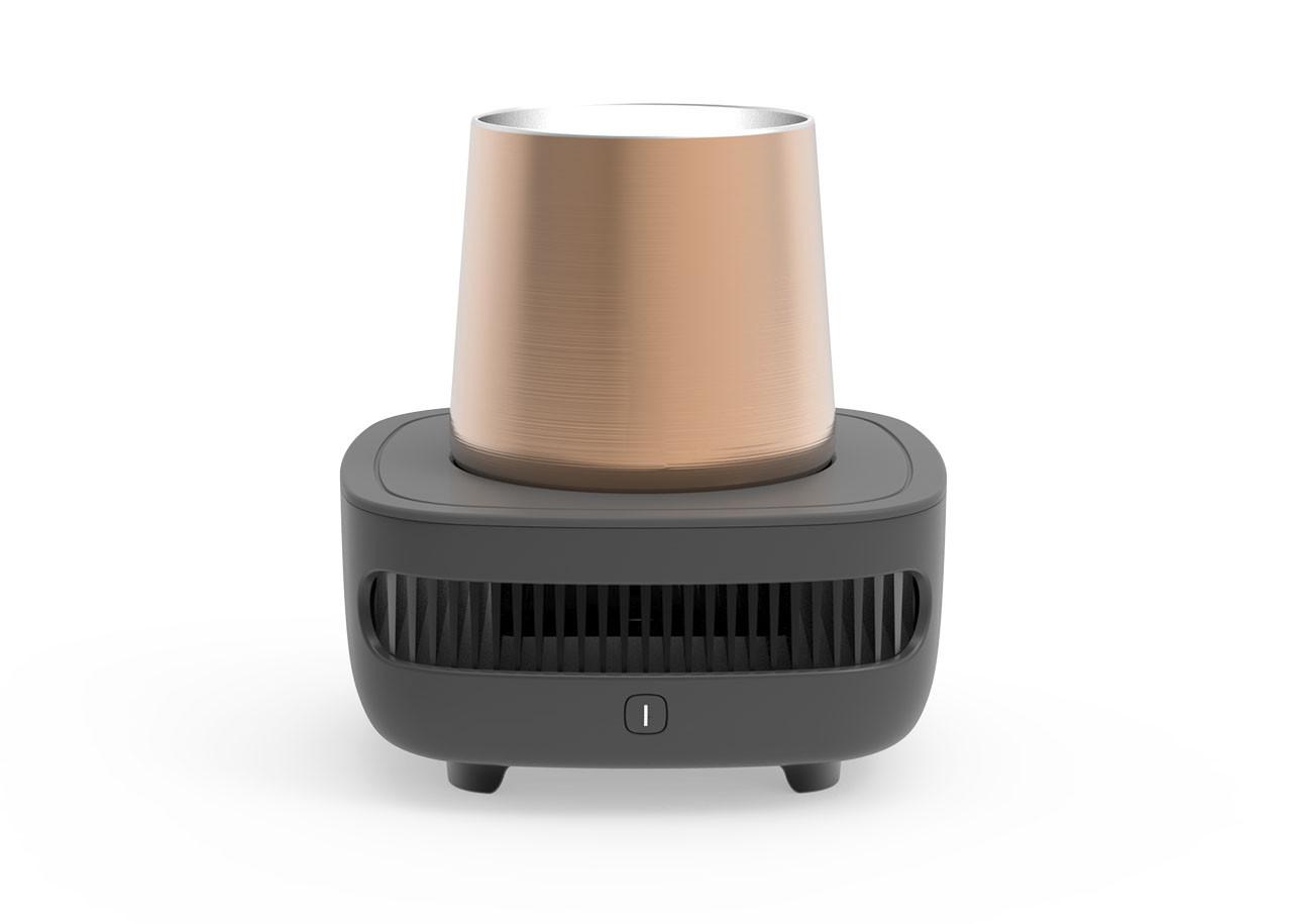 Чаша за мигновено охлаждане 360мл 10745GY - Сив