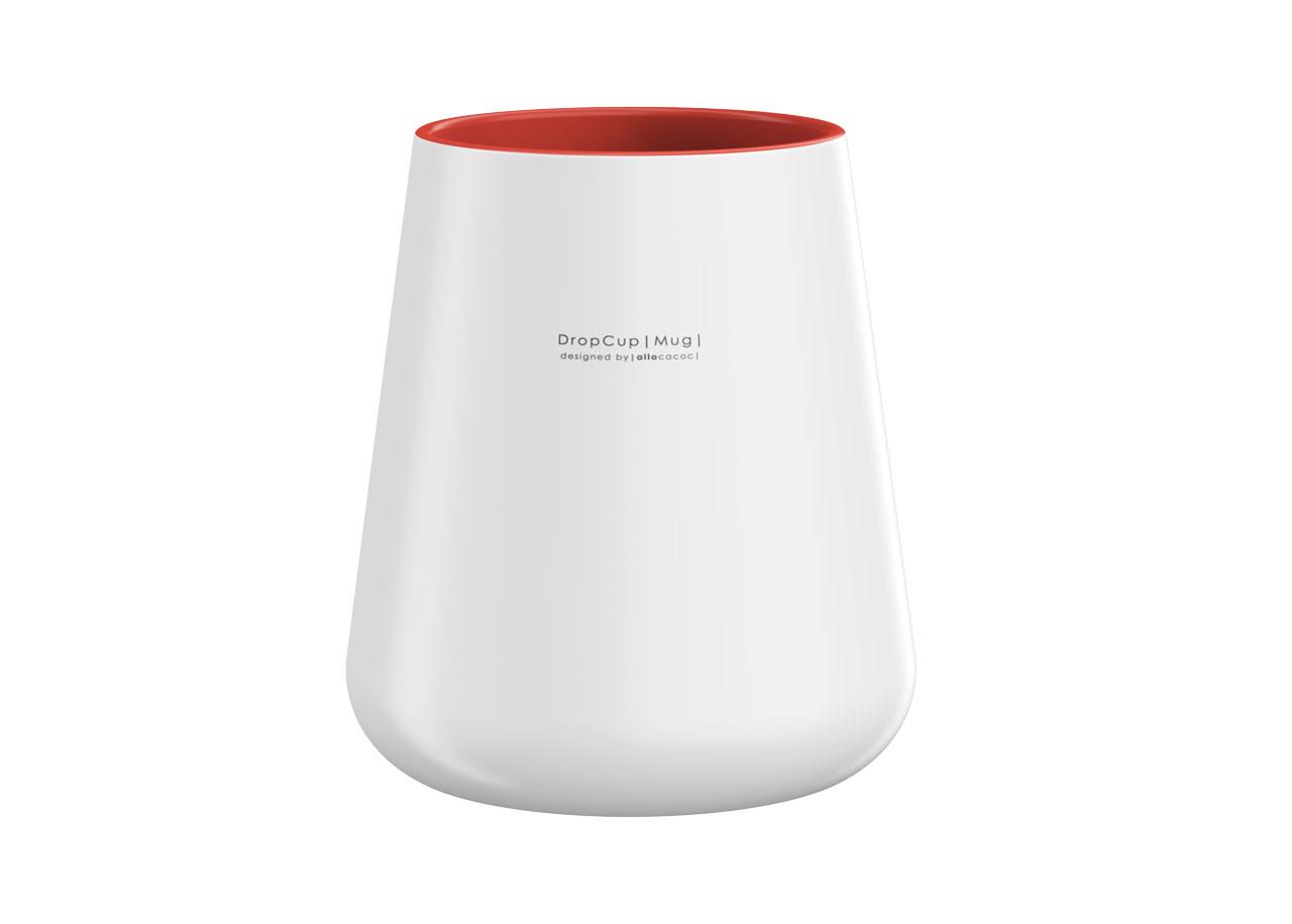 Чаша DropCup Mug 290мл 10690RD; ЧЕРВЕН