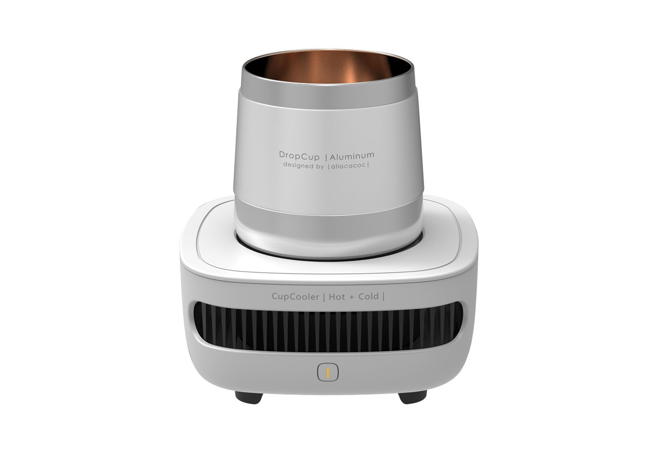 Чаша за мигновено охлаждане / затопляне 11042WT; БЯЛ