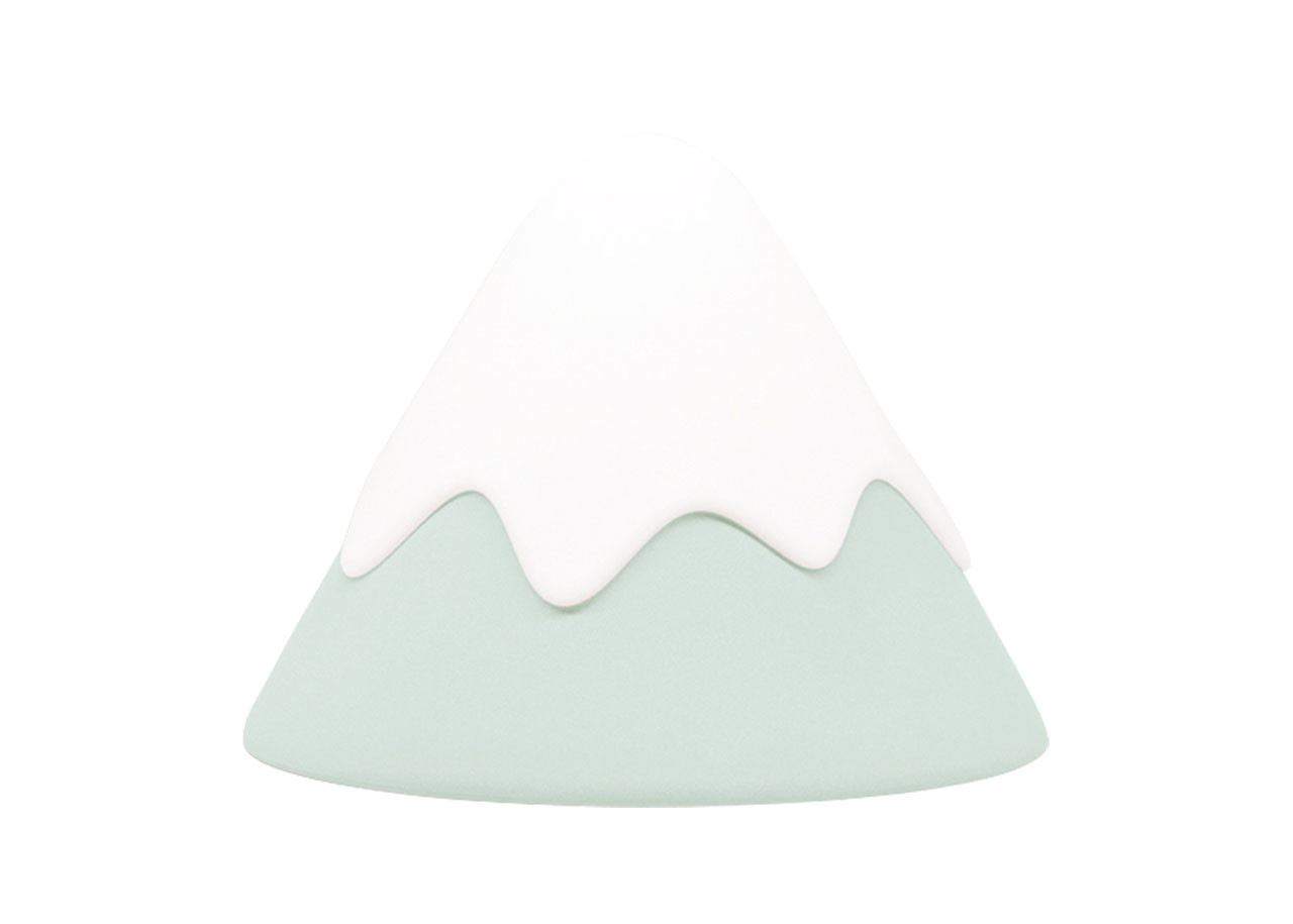 Лампа Снежна Планина DH0070GN - Зелена