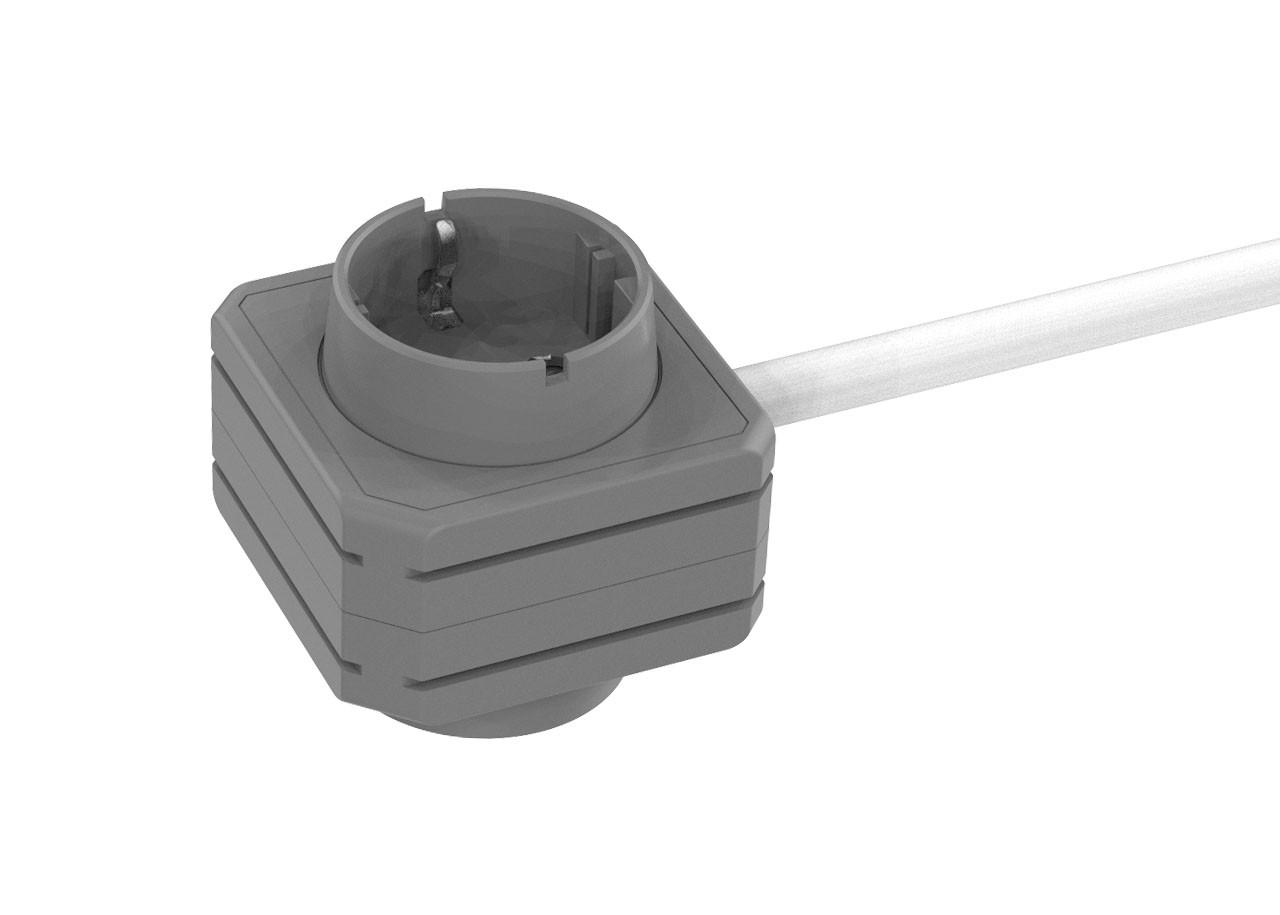 Удължител PowerExtension DUO 10802 - 5м кабел