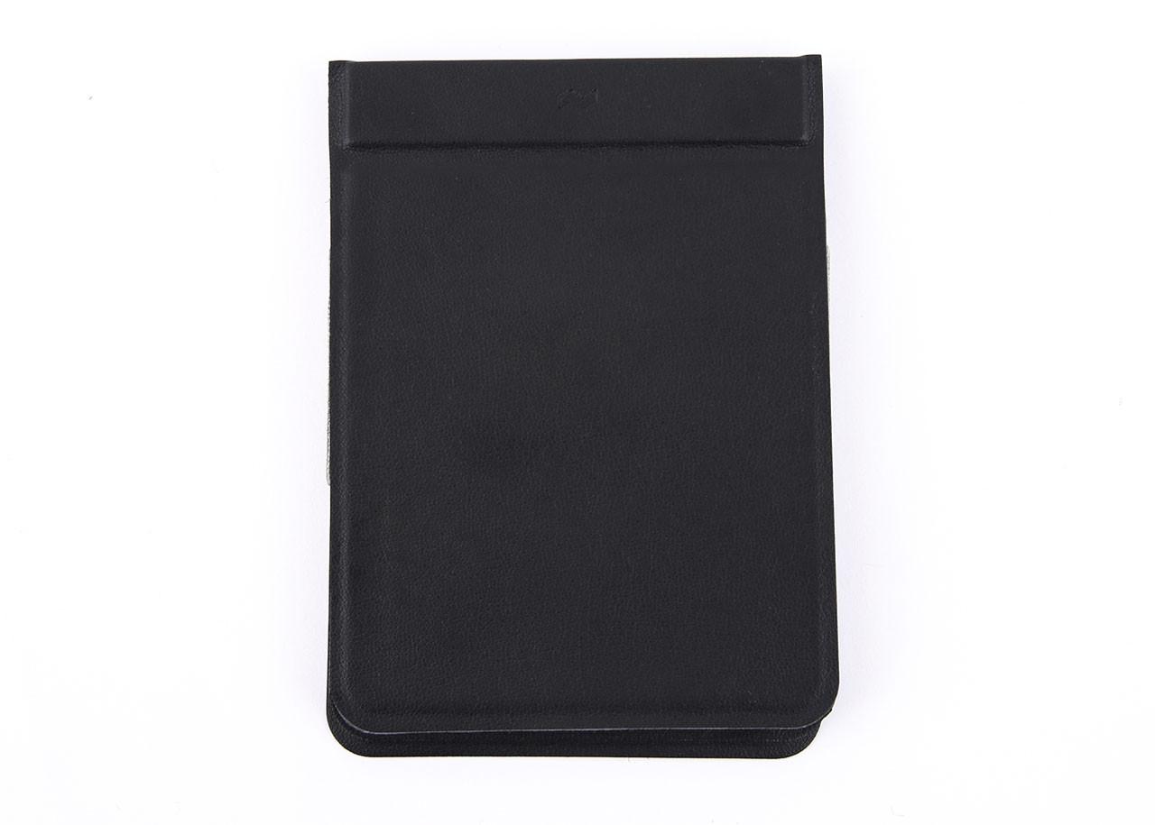 Магнитен портфейл DH0009BK - Черен
