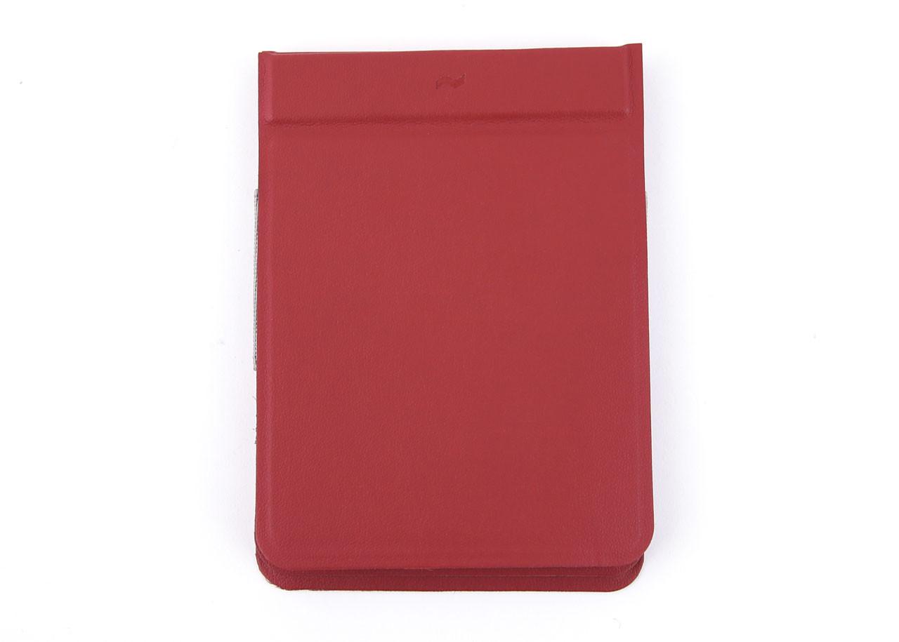 Магнитен портфейл DH0009RD - Червен