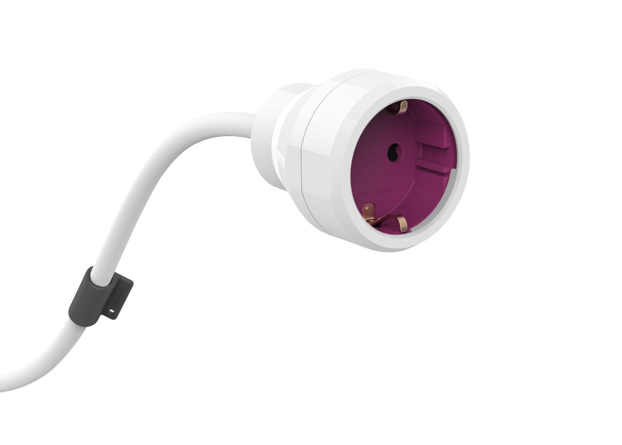 Удължител Power Extension 8002 5м. кабел