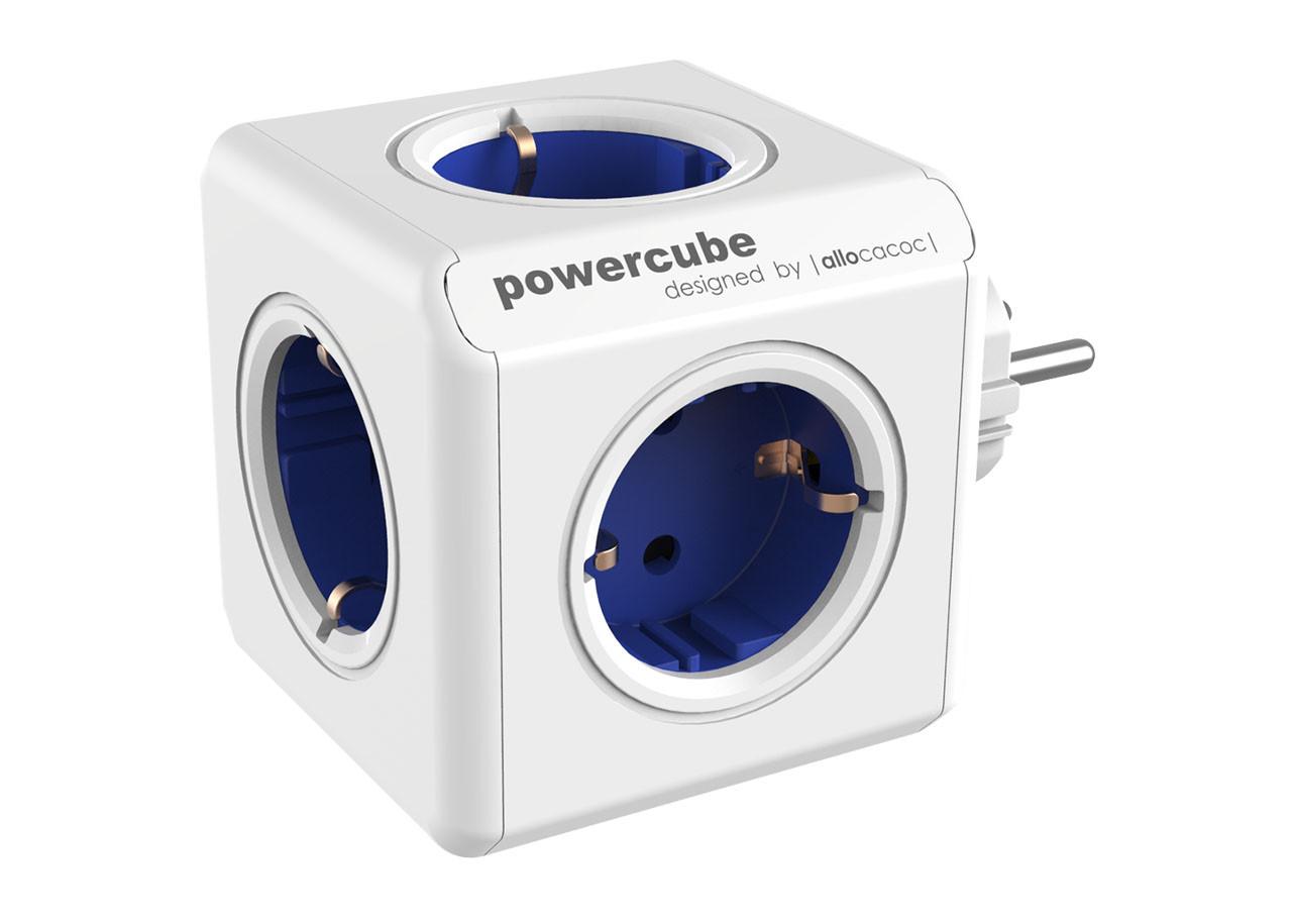 Разклонител Power Cube 1100BL 5 гнезда