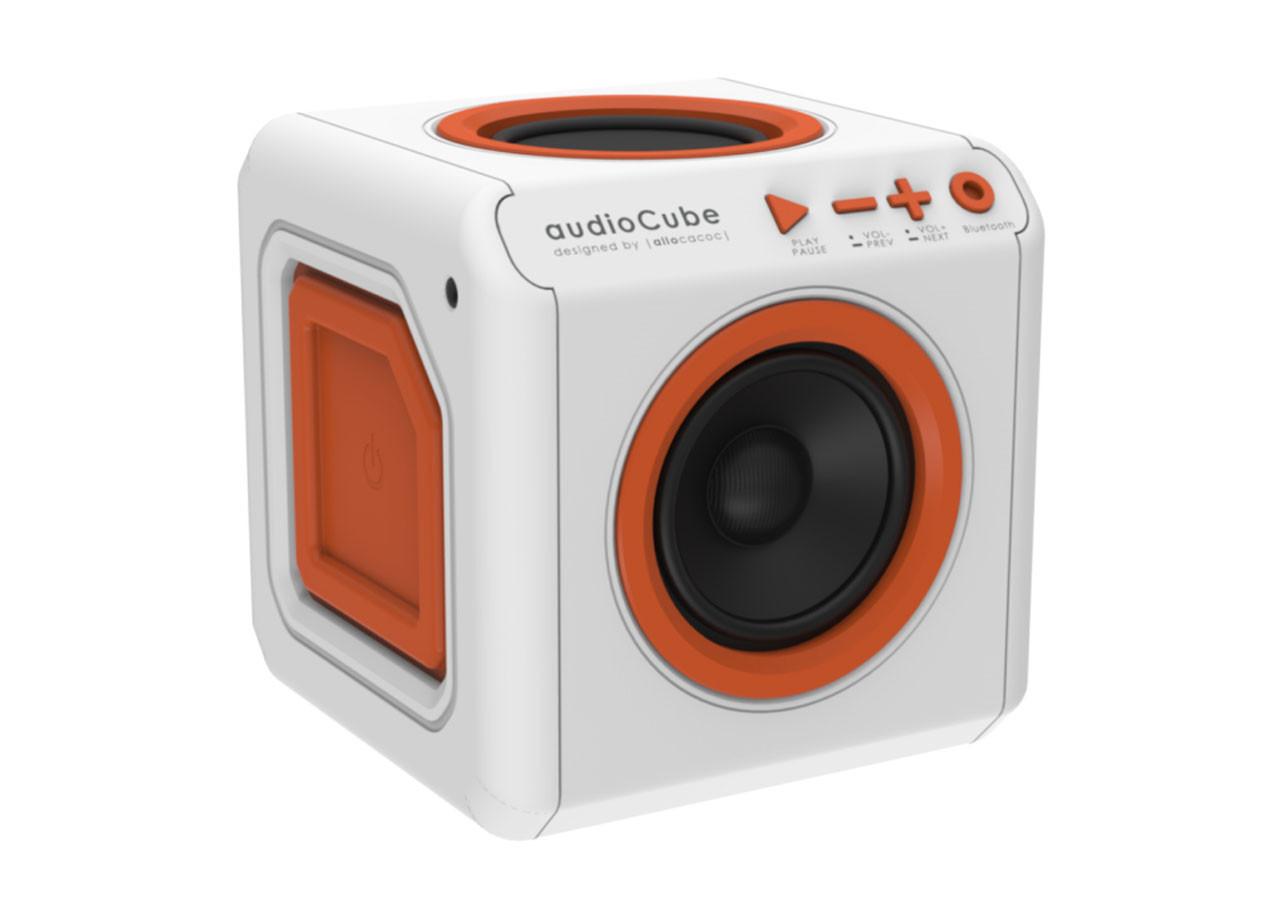 Портативен говорител Power Cube 3902 WT с батерия